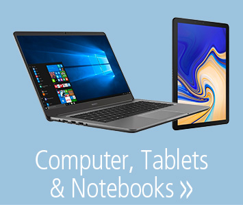Computer, Tablets & Notebooks