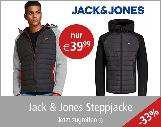 Jack & Jones Steppjacke