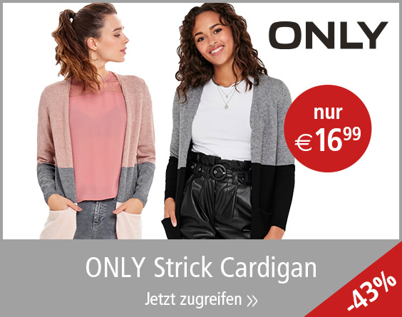ONLY Strick Cardigan