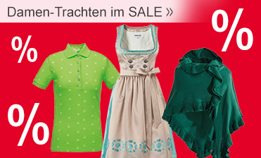 Damen-Trachten SALE