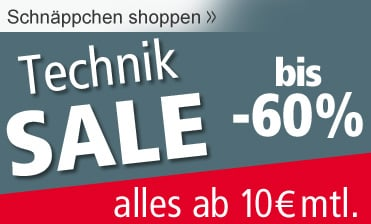 Technik Sale